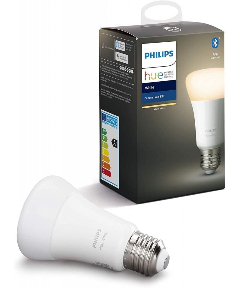 Philips Hue Ampoule LED Connectée White E27