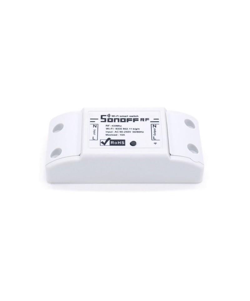 SONOFF RFR2 Interrupteur intelligent Wi-Fi avec récepteur RF