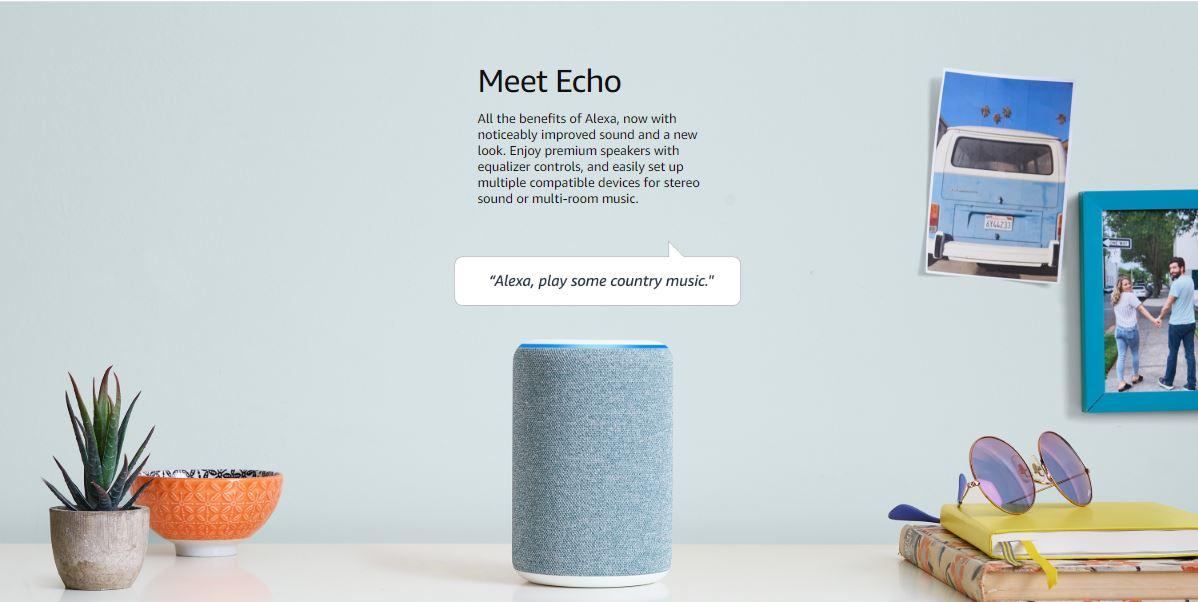 Echo 3ème génération