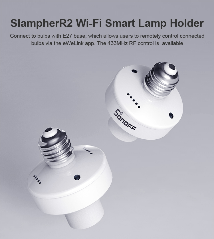 SONOFF SlampherR2