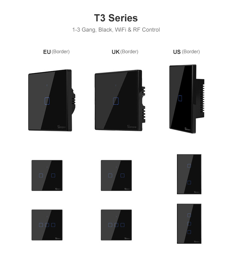 SONOFF TX Series